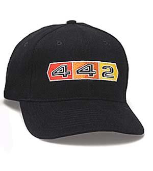 442 HAT (BLACK) H125 | BK10001F