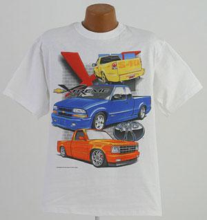 S-10 Truck T-Shirt - TS046 | TS046
