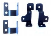 Chevrolet El Camino A/C CONDENSER MOUNT BRACKETS - SET OF 4 | AC15399C
