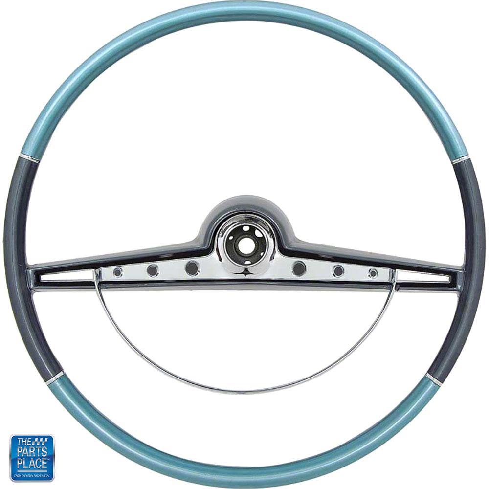 1963 Impala Steering Wheel  U0026 Horn Ring Kit Two