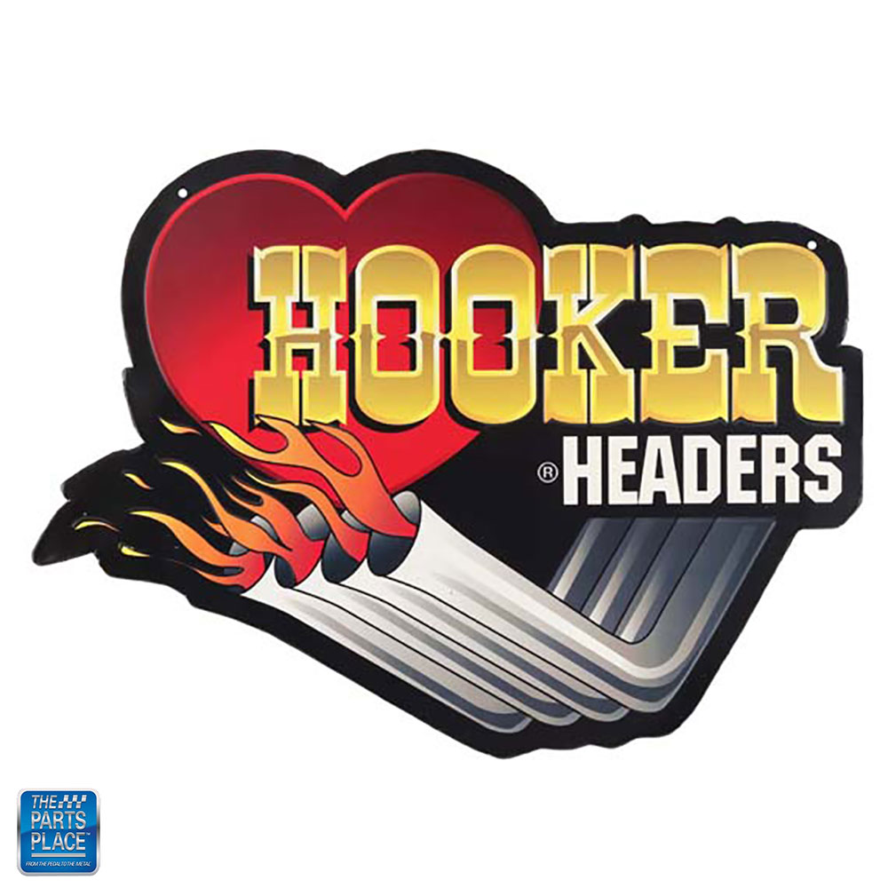 Hooker Headers 11060HKR Exhaust Cut Out