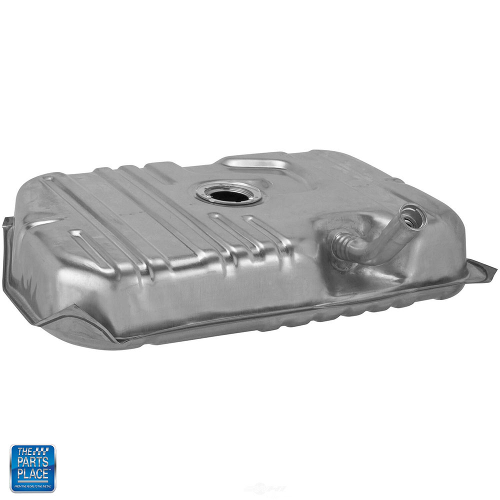 17 Gallon Fuel Tank For 78-80 Oldsmobile Cutlass W// Lock Ring Kit Silver