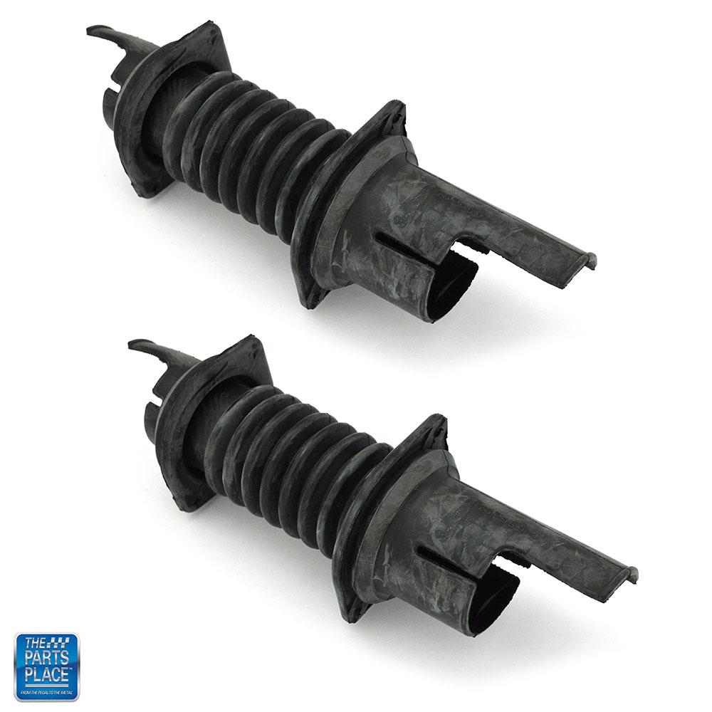1968-1975 GM Cars OEM Power Window Wire Harness Boots Firewall To Door Pair  | eBayeBay