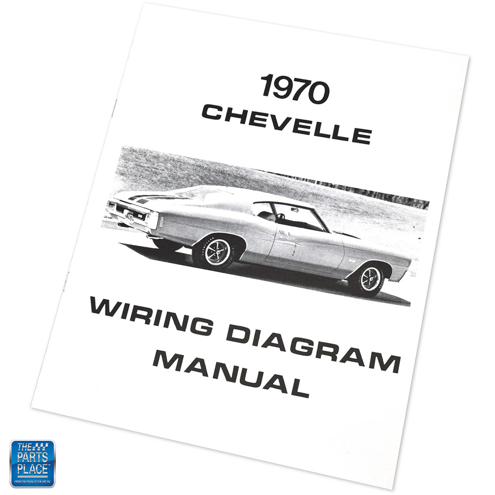 1970 Chevelle Wiring Diagram from www.thepartsplaceinc.com