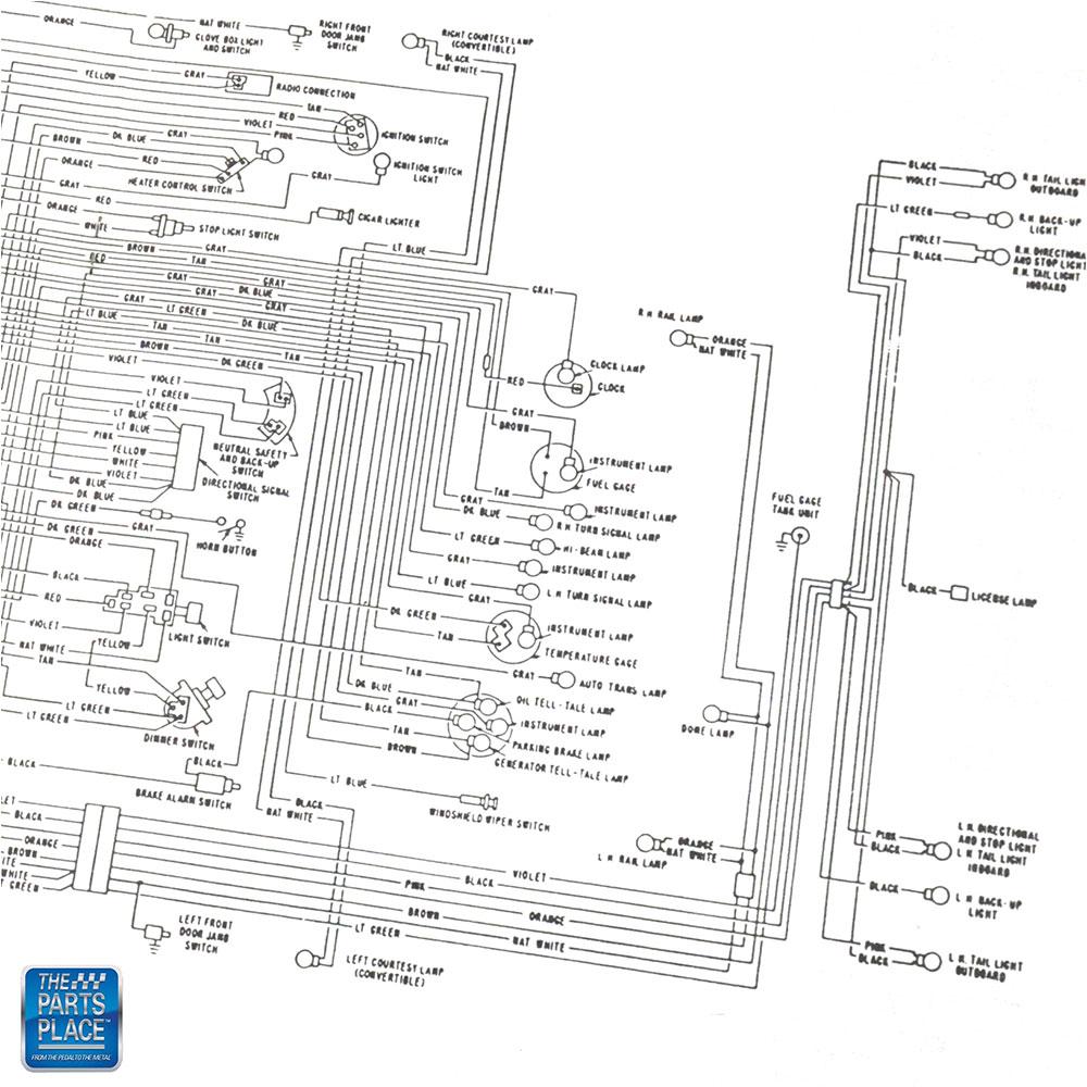 1960 chevrolet impala bel air wiring diagram manual brochure each | ebay  ebay
