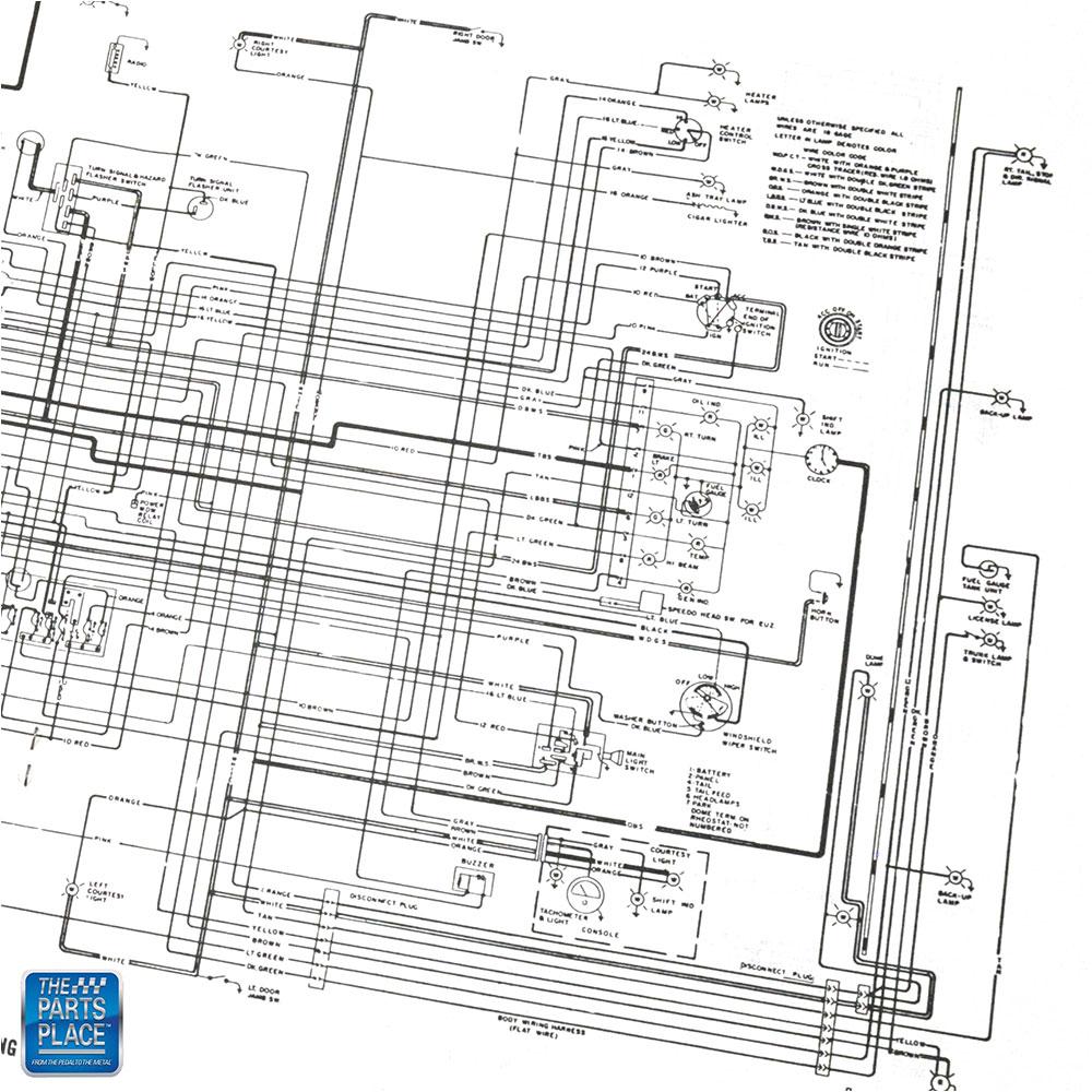 1967 Buick Special Gran Sport Skylark Wiring Diagram Manual Brochure Each    eBay [ 1000 x 1000 Pixel ]