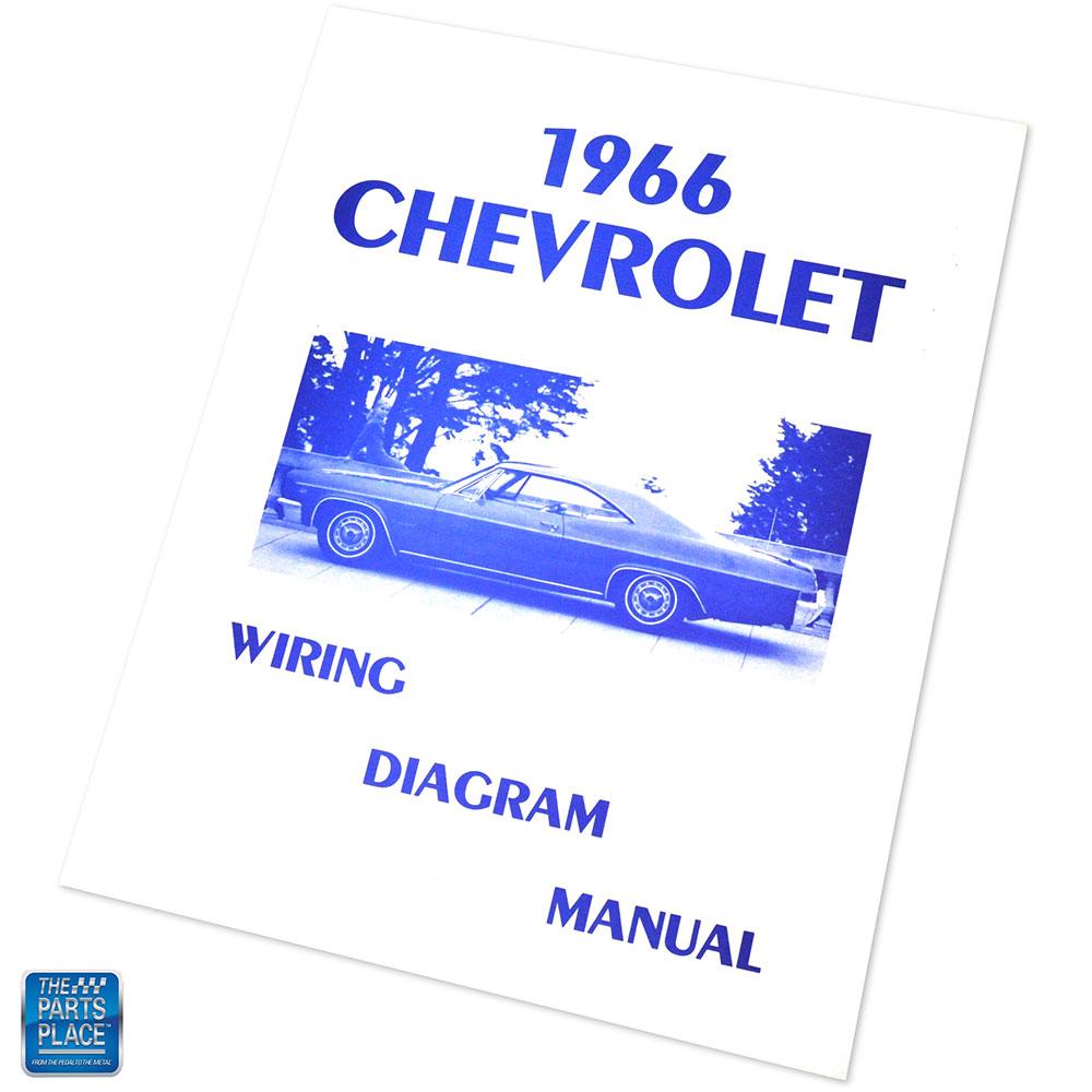 1966 Chevrolet Impala Caprice Bel Air Wiring Diagram ...