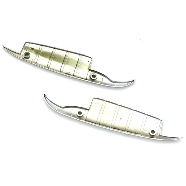 1958 Chevrolet Impala/Caprice/Bel Air CHROME DOOR HANDLE GUARDS - PR | XP5858P