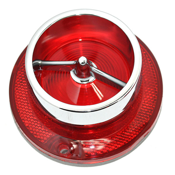 1963 Chevrolet Impala/Caprice/Bel Air TAIL LAMP LENS KIT WITH TRIM - SET OF 3 (REQUIRES TWO KITS PER CAR) | XL1963P
