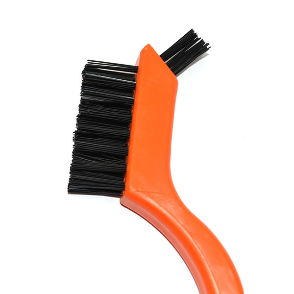 POR-15 2 FUNCTION MINI WIRE BRUSH, SET OF 3 PIECES EXCELLENT FOR CLEANING LITTLE PARTS BEFORE PAINTING | PT2010Z