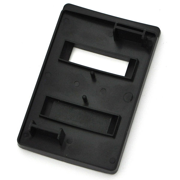 1972 Buick Skylark/GS/Regal/GN 1 HOLE DASH ACCESSORY PLATE UP DOWN FOR CONVERTIBLE AND WAGON | IN1523S