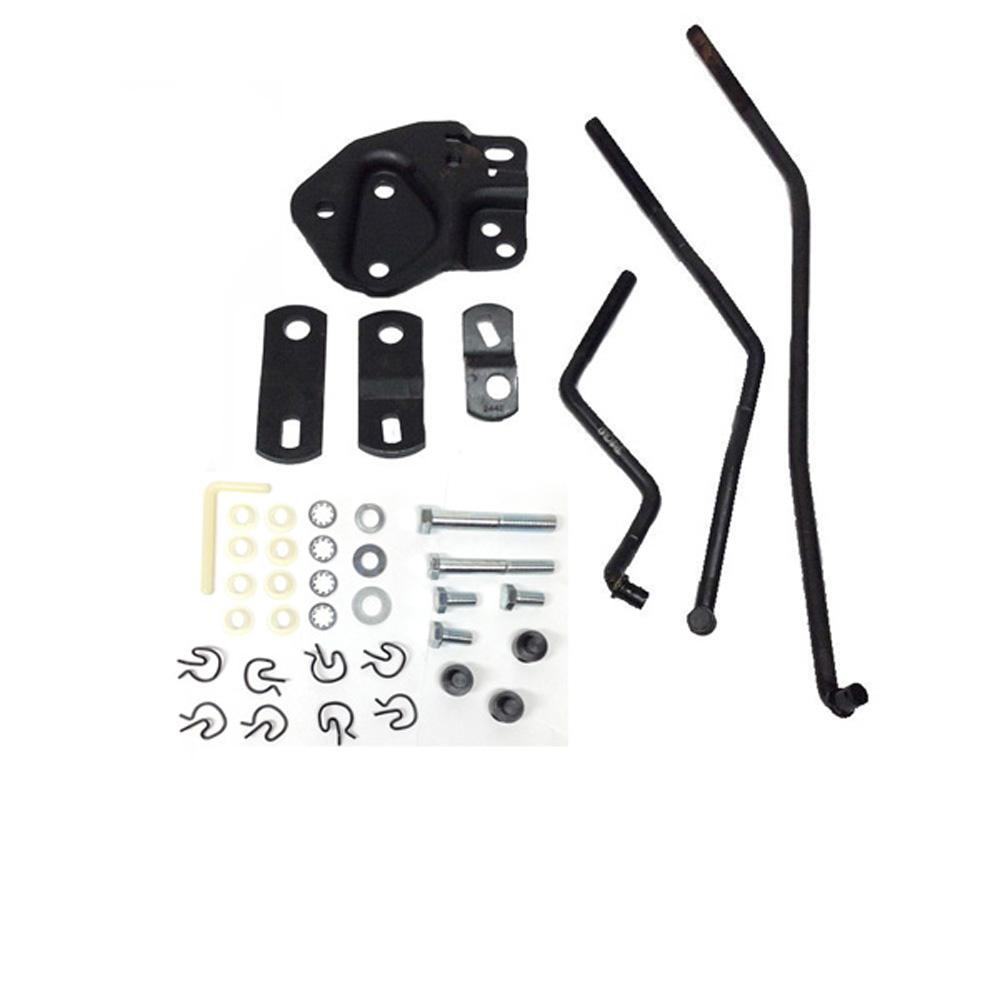 1964 Oldsmobile Cutlass/442/F85 4 SPEED SHIFTER LINKAGE KIT FOR